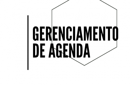 Gerenciamento de agenda