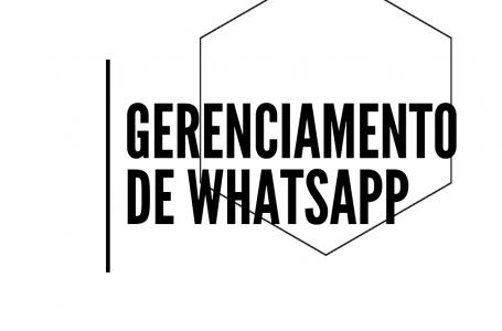 Gerenciamento de WhatsApp